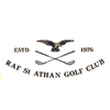 RAF St. Athan Golf Club Logo