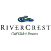 The RiverCrest Golf Club and Preserve Logo