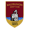 Cashen Course at Ballybunion Golf Club Logo