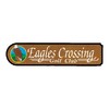 Eagles Crossing Golf Course Logo