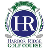 Harbor Ridge Golf Course Logo