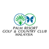 Palm Resort Golf & Country Club - Melati Logo