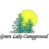 Green Lake Campground Golf Course Logo