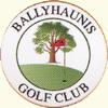 Ballyhaunis Golf Club Logo