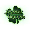 Irish Greens Golf Course Logo