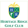 Heritage Ridge Golf Club Logo