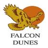 Falcon Dunes Golf Course Logo