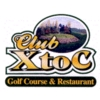 Club X To C Golf Course Logo
