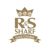 R&amp;S Sharf Golf Course Logo
