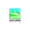 Black Forest Golf & Country Club Logo