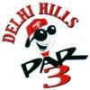 Delhi Hills Golf Course Logo