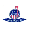 NAS Jacksonville Golf Club - Red Nine Logo