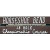 Horseshoe Bend Golf Course Logo