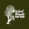 Wicked Woods Golf Club Logo