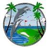 River/Dolphin Golf Course at Cocoa Beach Country Club Logo
