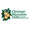 Orange Blossom Hills Golf & Country Club Logo