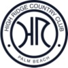 High Ridge Country Club Logo