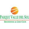 Valle del Sol Golf Course Logo
