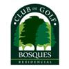 Club de Golf Bosques Logo