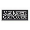 Alister MacKenzie at Haggin Oaks Golf Course Logo