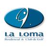 La Loma Residencial Club de Golf Logo