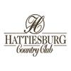 Hattiesburg Country Club Logo