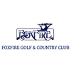 Red/Silver at Foxfire Country Club Logo