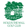 Hole In the Wall Golf Club Logo