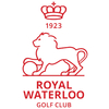 Royal Waterloo Golf Club - The Lion Course Logo