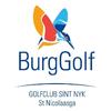 BurgGolf St. Nicolaasga Golf Club Logo