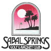 Sabal Springs Golf & Racquet Club Logo