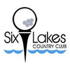 Six Lakes Country Club Logo