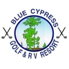 Blue Cypress Golf & RV Resort Logo