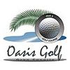 Oasis Golf Club Logo