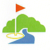 Golf Maasduinen Logo