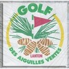 Aiguilles Vertes Golf Club Logo
