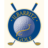 Ilbarritz International Center of Entertaiment Golf Club Logo