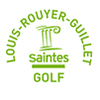 Louis Rouyer Guillet Golf Course Logo