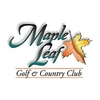 Maple Leaf Golf & Country Club Logo