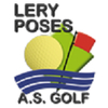 Lery Poses Golf Club Logo