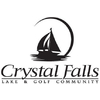 Crystal Falls Golf Club Logo