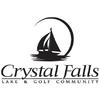 Crystal Falls Golf Club Logo