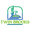 Twin Brooks Golf Course Logo