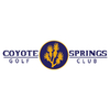 Coyote Springs Golf Club Logo