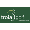 Troia Golf Club Logo