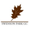 Swenson Golf at Swenson Park Golf Course Logo