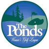 The Ponds Golf Club - White Golf Course Logo
