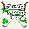 Emerald Greens Golf Club - Gold Course Logo