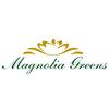Magnolia Greens Golf Course - Camellia/Azalea Logo