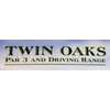 Twin Oaks Par-3 Golf & Driving Range Logo